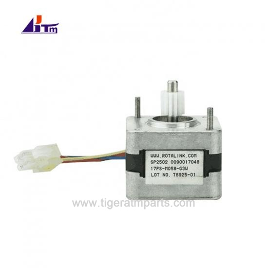 009-0017048 NCR 5886 Presenter Stepper Motor Assembly
