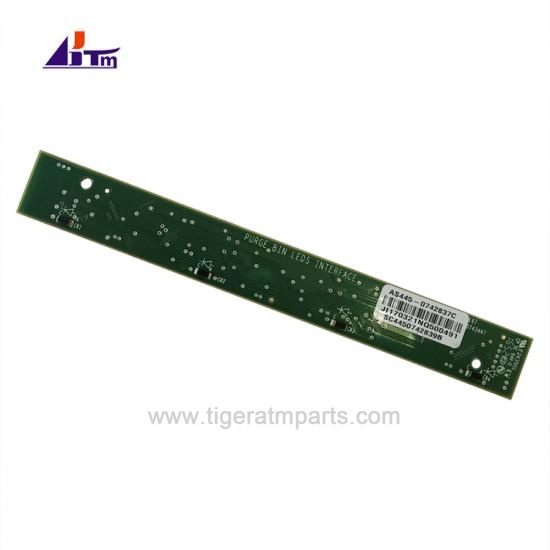 445-0742837 NCR PCB Purge Bin Leds Interface