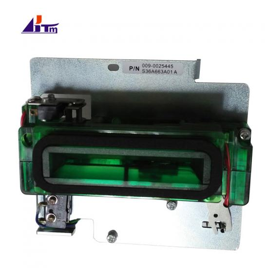 009-0025445 0090025445 NCR 66XX IMCRW Card Reader Shutter Assembly